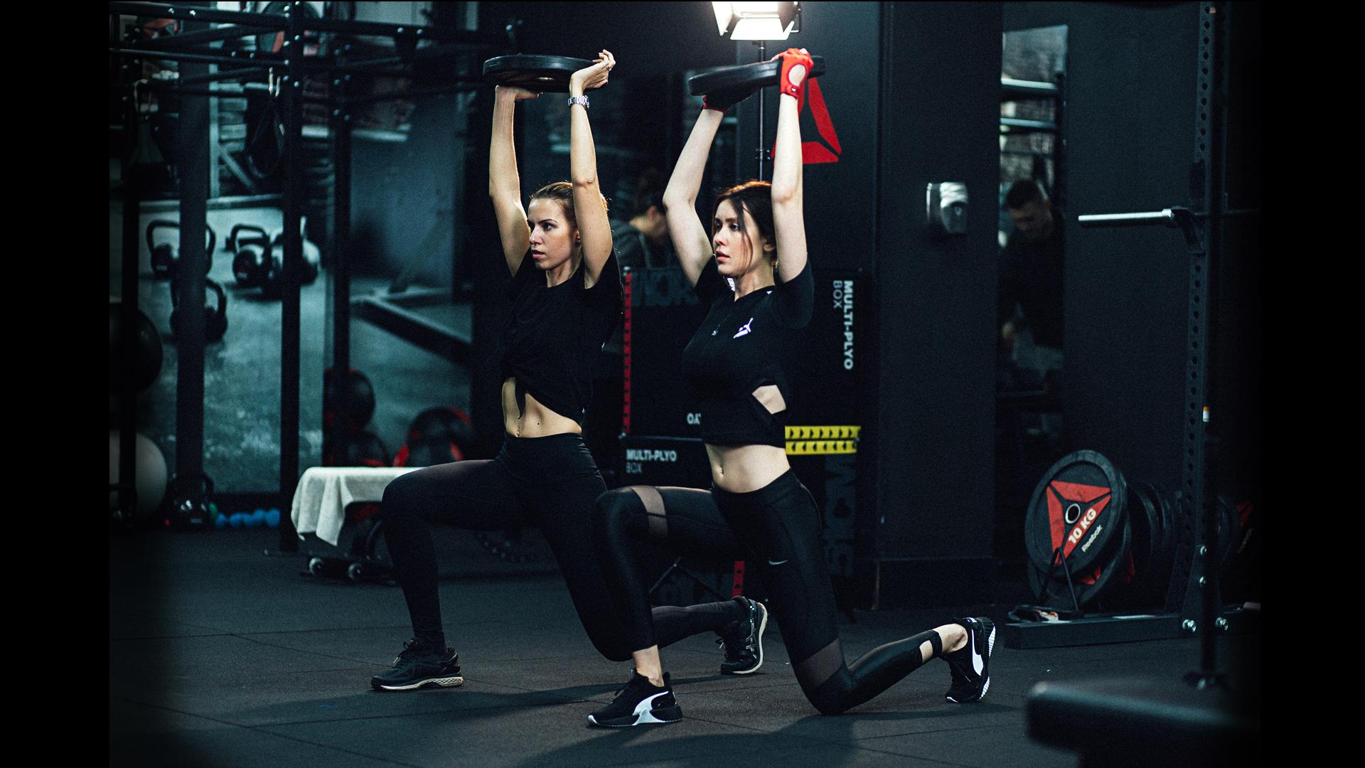 Private Training Marbella - Tamara Ryakina