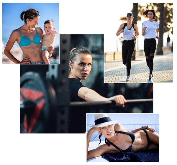 Tamara Ryakina Fitness private Trainer